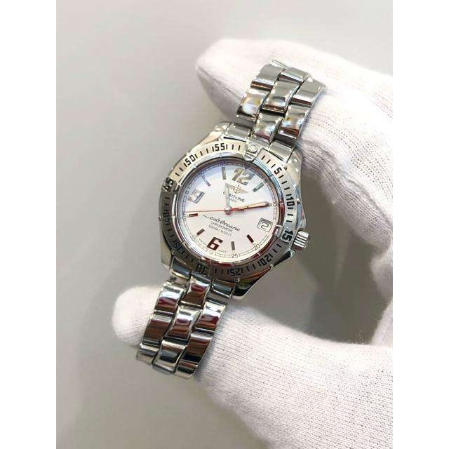 BREITLING - 【新品仕上げ】美品 格安 ブライトリング 時計の通販 by m|ブライトリングならラクマ