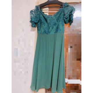 結婚式ドレス 年末セール(ミディアムドレス)