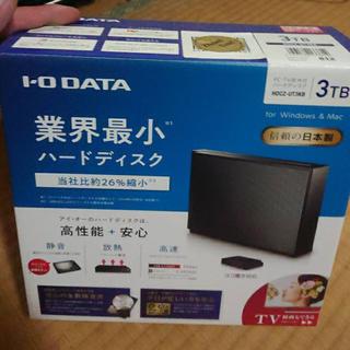 IODATA - ハードディスク