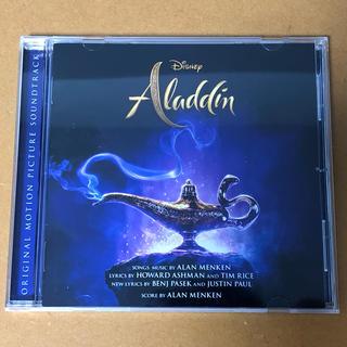 Disney - アラジン オリジナル・サウンドトラック 英語盤