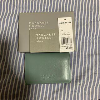 マーガレットハウエル(MARGARET HOWELL)の!早い者勝ち! MARGARET HOWELL idea カードケース(名刺入れ/定期入れ)