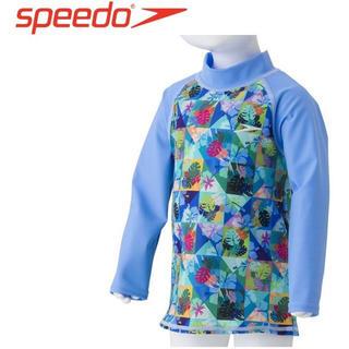 スピード(SPEEDO)の定価5292円・スピード・ラッシュガード・100cm(水着)