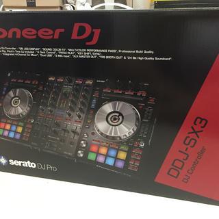 パイオニア(Pioneer)のPioneer DJ DDJ-SX3 美品 箱付き (DJコントローラー)