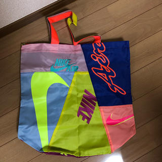 ナイキ(NIKE)のatmos × NIKE AIR MAX 2 LIGHT QS tote bag(トートバッグ)