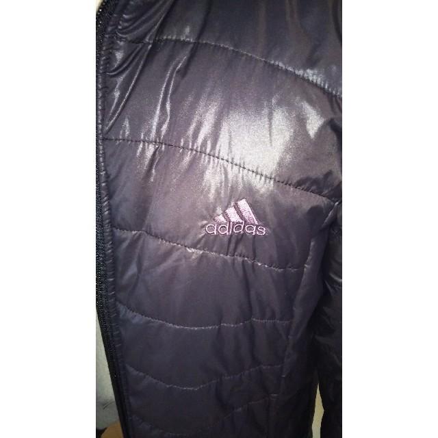 adidas(アディダス)のadidas★レディースOTsize★ダウン風アウター レディースのジャケット/アウター(ダウンジャケット)の商品写真