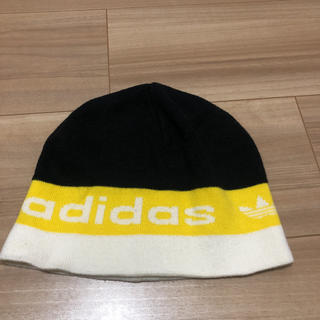 アディダス(adidas)のadidas ニット帽 ビーニー(アクセサリー)