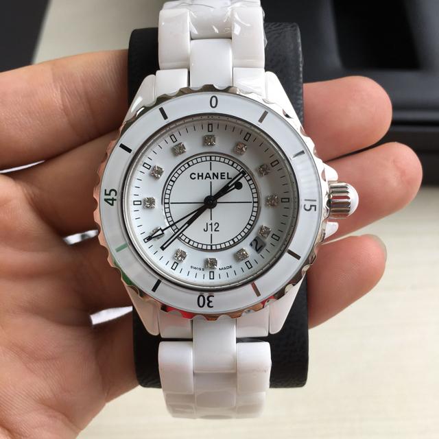 CHANEL 時計 J12の通販 by ジョタ's shop|ラクマ