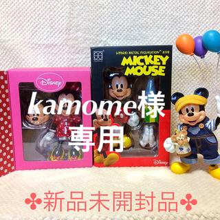 ミッキーマウス(ミッキーマウス)のミッキー&ミニー セット ✤ハイブリッドメタルフィギュレーション✤(キャラクターグッズ)