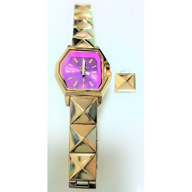 DIESEL - DIESEL ディーゼル DZ-5223 111011 レディ-ス 腕時計の通販 by デナーリス's shop|ディーゼルならラクマ