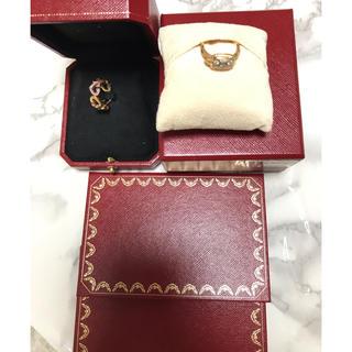 カルティエ(Cartier)の専用!カルティエリング 2点セット 送料無料!(リング(指輪))