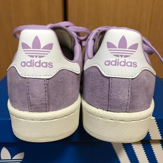 アディダス(adidas)のadidas originals アディダス キャンパス スニーカー パープル(スニーカー)