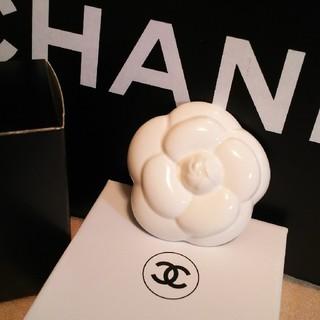 シャネル(CHANEL)のCHANEL カメリア アロマ〈陶器・セラミック 非売品〉(アロマグッズ)