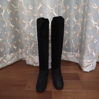 ニジュウサンク(23区)のらくまくま様専用‼️未使用!23区 ロングブーツ サイズ40(ブーツ)