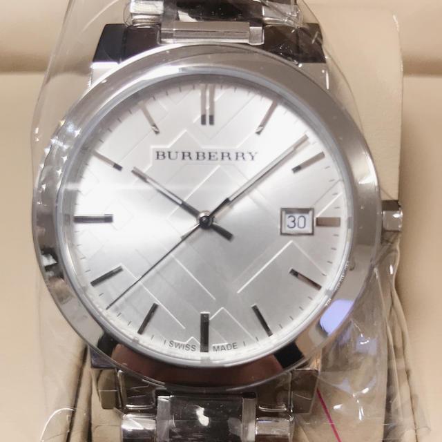 BURBERRY - ✨セール✨BURBERRY バーバリー腕時計  bu9000の通販 by HANA's shop❤︎crown❤︎|バーバリーならラクマ