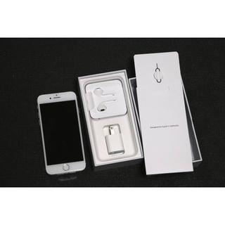 アップル(Apple)のiPhone8 64GB シルバー SIMフリー 利用制限〇 (スマートフォン本体)