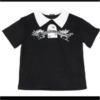 MILKBOY - MILKBOY HEAVENS TOPS 襟付き セーラーシャツ