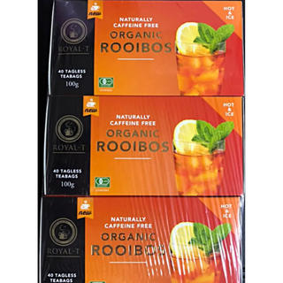 コストコ(コストコ)のコストコ◆ヘルワイズ ルイボスティー 3箱 120袋(茶)