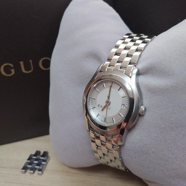 Gucci - 超美品 グッチ 腕時計 稼働良好の通販 by たま グッチならラクマ