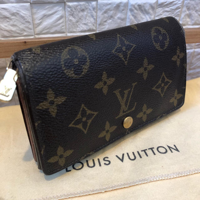 LOUIS VUITTON - ルイヴィトン 財布【正規品】の通販 by ゾーs shop|ルイヴィトンならラクマ