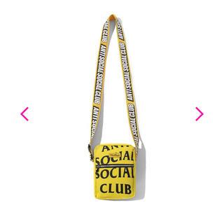 アンチ(ANTI)の【送料無料】Anti Social Social Club(セカンドバッグ/クラッチバッグ)