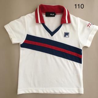 フィラ(FILA)のFILA 110   ポロシャツ Tシャツ スポーツ(Tシャツ/カットソー)