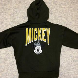 ミッキーマウス(ミッキーマウス)のmickey mouse ビックパーカー(パーカー)
