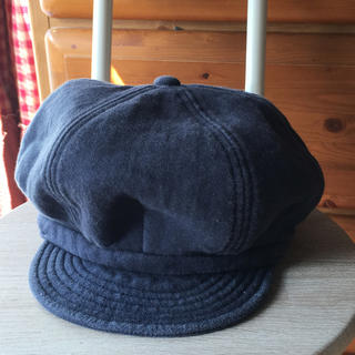 アングリッド(Ungrid)のUngridキャスケット帽子(キャスケット)