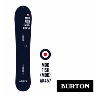 バートン(BURTON)のburton AK457 MODFISH 153 fragment design(ボード)