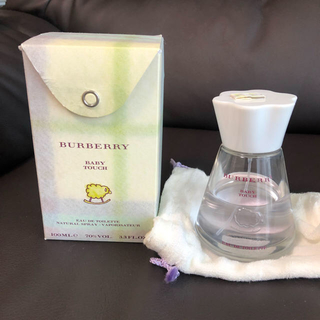 BURBERRY - BURBERRY バーバリー ベビータッチ オードトワレ 香水