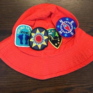 ブリーズ(BREEZE)のブリーズ 赤 帽子 ハット(帽子)