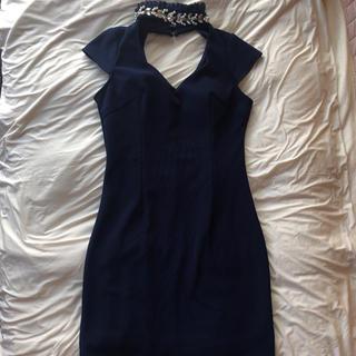 チョーカー キャバドレス(ナイトドレス)