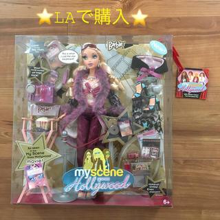 バービー(Barbie)のバービー人形 アメリカ ロサンゼルス ハリウッド(ぬいぐるみ)
