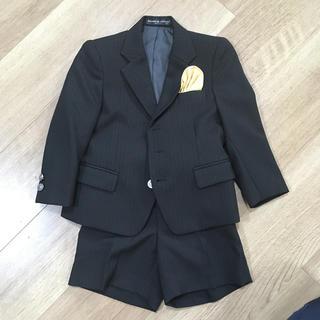 ヒロミチナカノ(HIROMICHI NAKANO)の「95㎝」 男の子スーツ タイ付き(ドレス/フォーマル)
