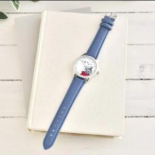 リトルミー(Little Me)のクックパッドプラス2019年秋号特別付録 リトルミイ本格腕時計(腕時計)