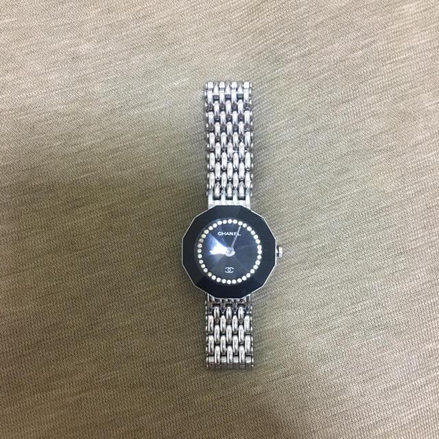 CHANEL - CHANEL シャネル 腕時計  ジャンク品。の通販 by Riku's shop|シャネルならラクマ