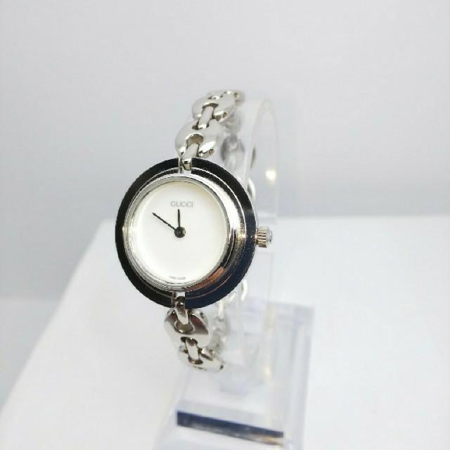 Gucci - にゃ様専用 GUCCI 腕時計 チェンジベゼル 稼働中 t98の通販 by ティファ's shop|グッチならラクマ