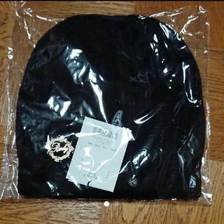 レディー(Rady)のRady ニット帽 ブラック(ニット帽/ビーニー)