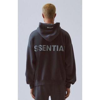 エッセンシャルデザイン(ESSENTIAL DESIGNS)の FOG Essentials pullover hoodies 黒Lサイズ  (パーカー)