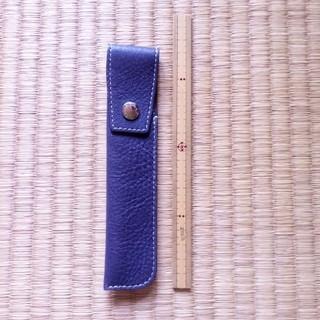 ツチヤカバンセイゾウジョ(土屋鞄製造所)の同梱なら200円 土屋鞄 本革のペンケース(ペンケース/筆箱)