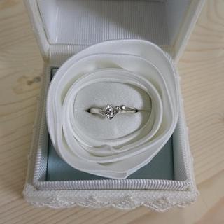 ヨンドシー(4℃)の4℃ 婚約指輪(リング(指輪))