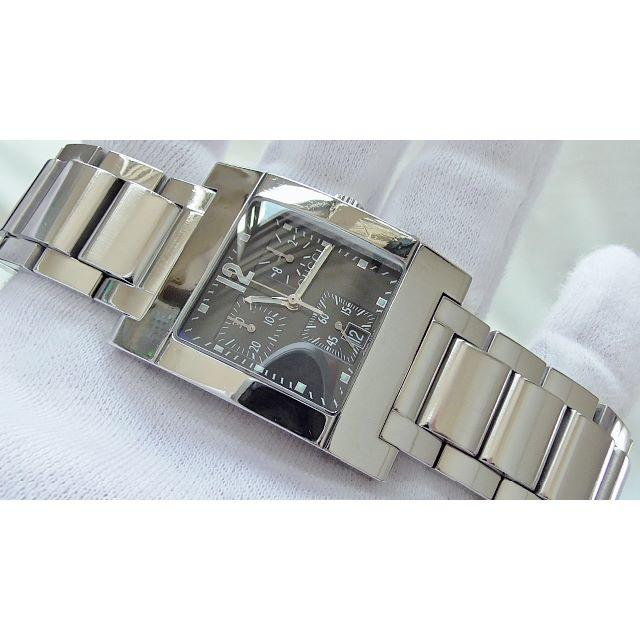 Gucci - GUCCI グッチ 7700クロノ 男性用 クオーツ腕時計 電池新品 B2214の通販 by hana|グッチならラクマ