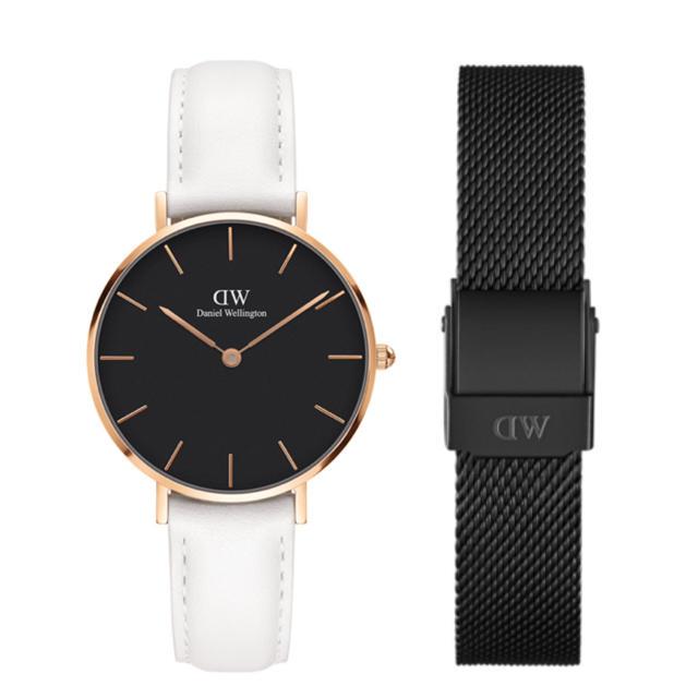 Daniel Wellington - 【32㎜】ダニエル ウェリントン腕時計 DW283+ベルトSET《3年保証付》 の通販 by wdw6260|ダニエルウェリントンならラクマ
