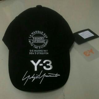 ワイスリー(Y-3)の新品 Y-3 キャップ(キャップ)
