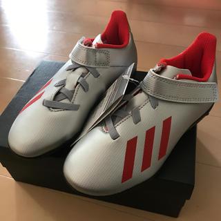 アディダス(adidas)の新品!【adidas|アディダス】ジュニアサッカートレーニングシューズ(シューズ)
