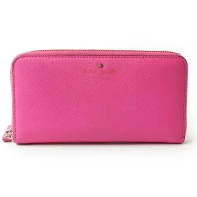 kate spade new york - 【値下げ】ケイトスペード♠︎ランンド長財布の通販 by きー's shop|ケイトスペードニューヨークならラクマ