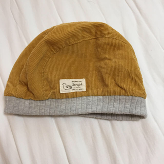 セラフ(Seraph)のセラフ リバーシブル帽子 ベレー帽 サイズ48(帽子)