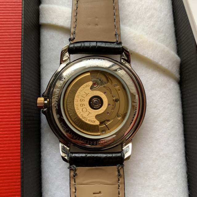 buy popular fb08a 57c0f ティソ バラード 自動巻 腕時計 アンティーク