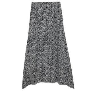 フレイアイディー(FRAY I.D)の新品タグ付き ナローロングスカート(ロングスカート)
