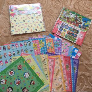 サンリオ(サンリオ)の折り紙(知育玩具)