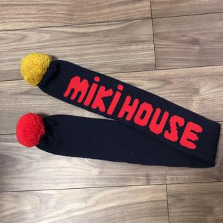 ミキハウス(mikihouse)のミキハウス  マフラー(マフラー/ストール)